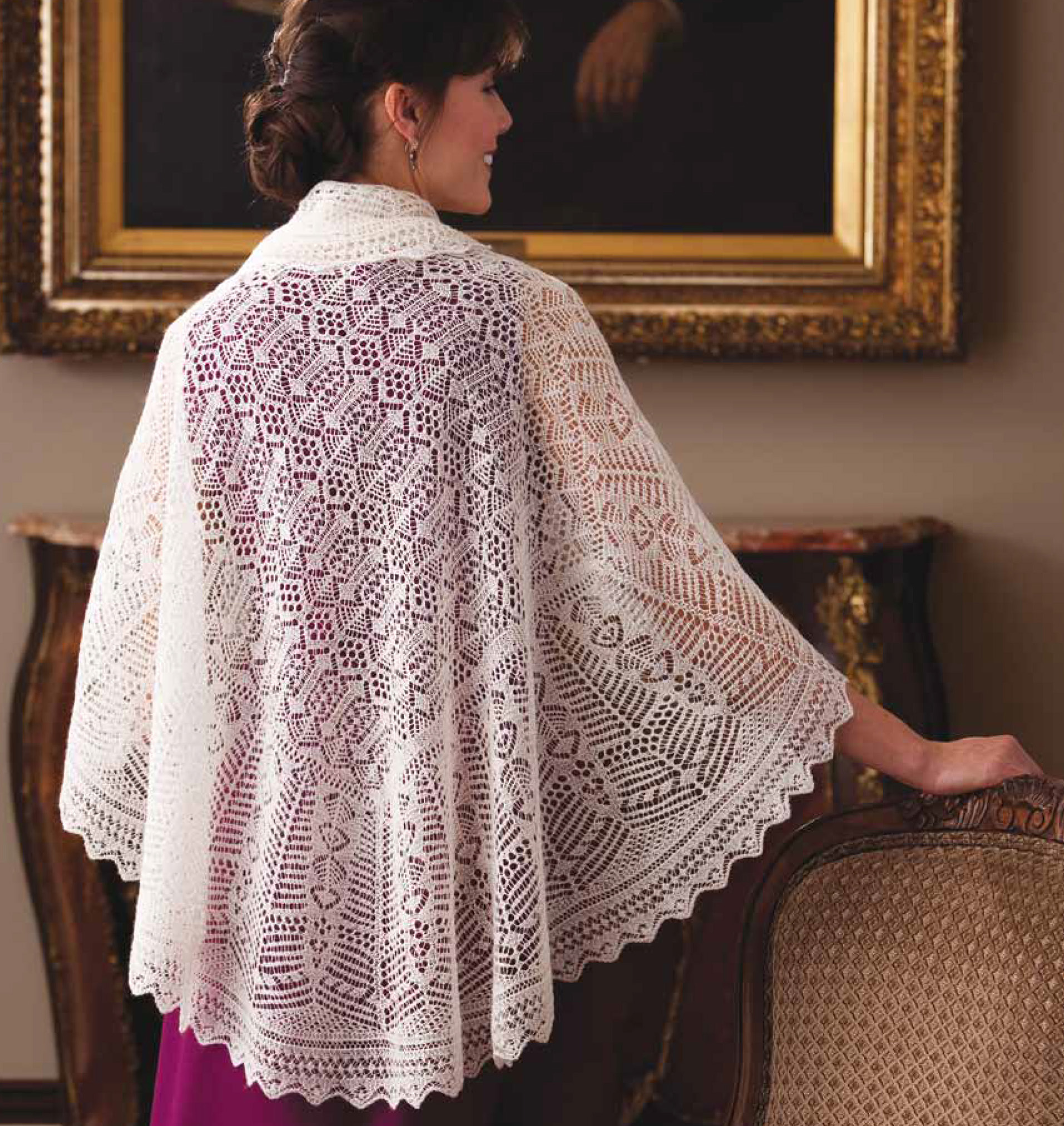 Over the edge: Knitting patterns inspire! – Cotton Clouds\' Talk