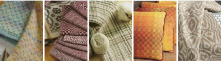 Aurora Earth is the perfect choice for projects from pillows to napkins to towels and more.