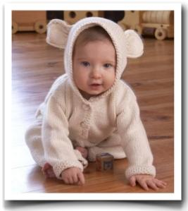 Lambs ears crop