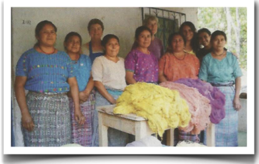 Women of SR, Guat