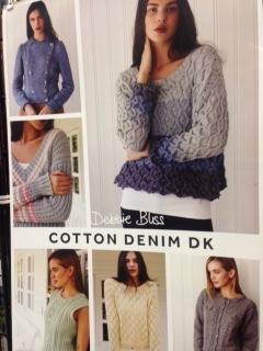 Denim DK patterns