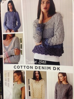 Denim DK patterns